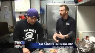 Fat Daddy's Louisiana Bbq Makes Chili Cheese Dip