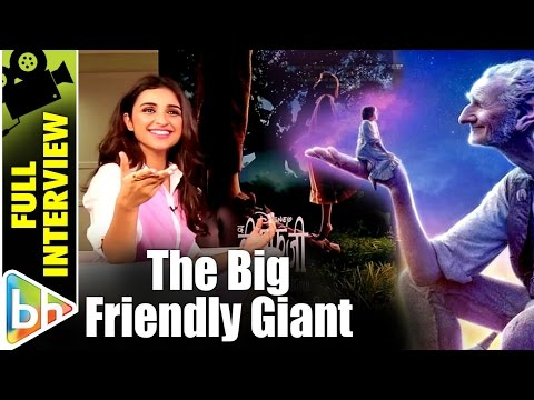 Parineeti Chopra | The BFG | Full Interview | Salman Khan | Dabangg 3 | Varun Dhawan | Dream Team