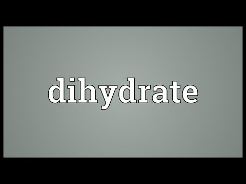 Header of dihydrate