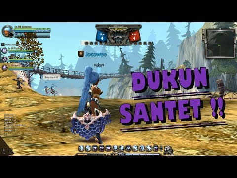 Dragon  Nest INA - DWC Server #2 ( Soul Eater ) PVP RUSUH !!