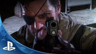 Metal Gear Solid V: The Phantom Pain | E3 2014 | PS4 & PS3