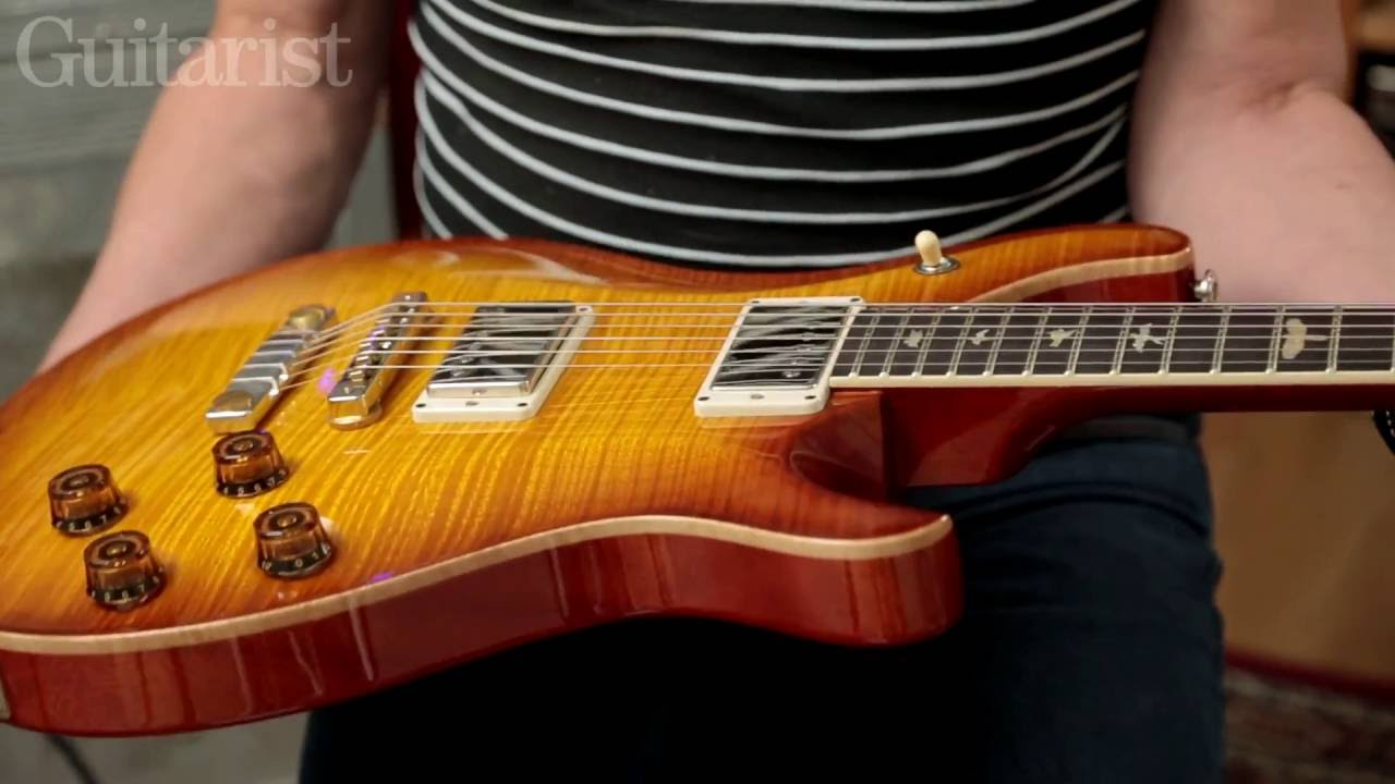 prs mccarty 594 demo youtube