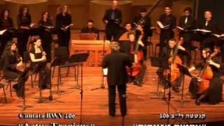 Actus Tragicus BWV 106 (1 of 2)