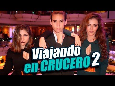 NATHVENTURAS EN CRUCERO PARTE 2 - Nath Campos