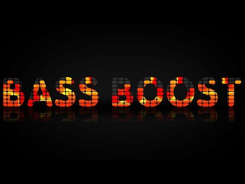 Bass Boosted Song 2015