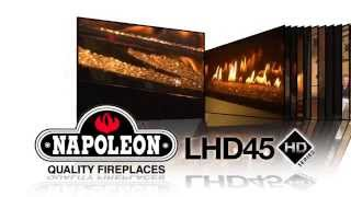 Napoleon® LHD45 Fireplace   eFireplaceStore com