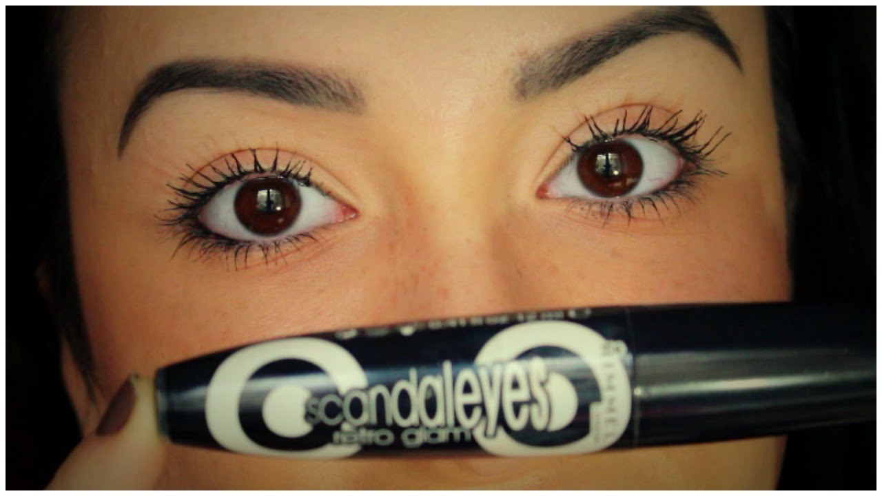Scandaleyes Retro Glam Mascara by Rimmel #4