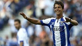 Oliver Torres SKILLS AND GOALS - FCP