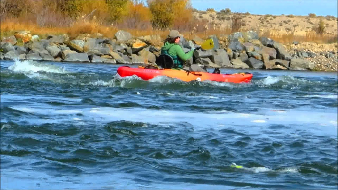 Kayaking the the green river in wyoming youtube for Fishing license wyoming