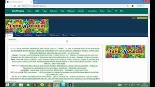 tamilrockers new website URL
