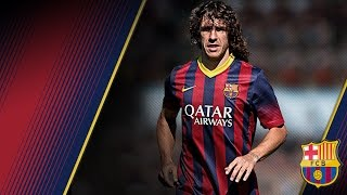Carles Puyol ● FC Barcelona ● Best Moments Ever ● HD