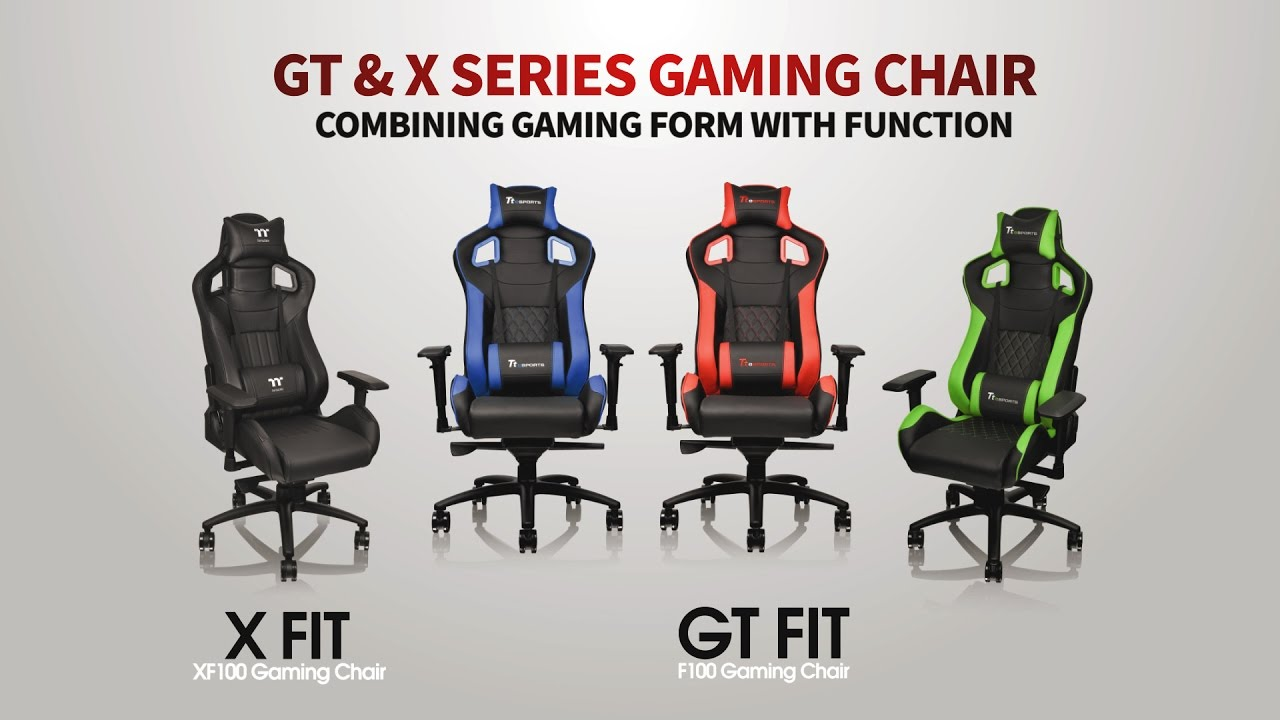 Fit Chair Introducing The Tt Esports Gt Fit Comfort X Fit Comfort Professional Gaming Chair