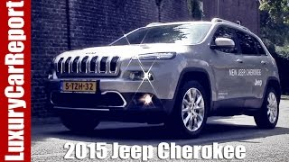 2015 Jeep Cherokee - Detailed tour, walkaround and review