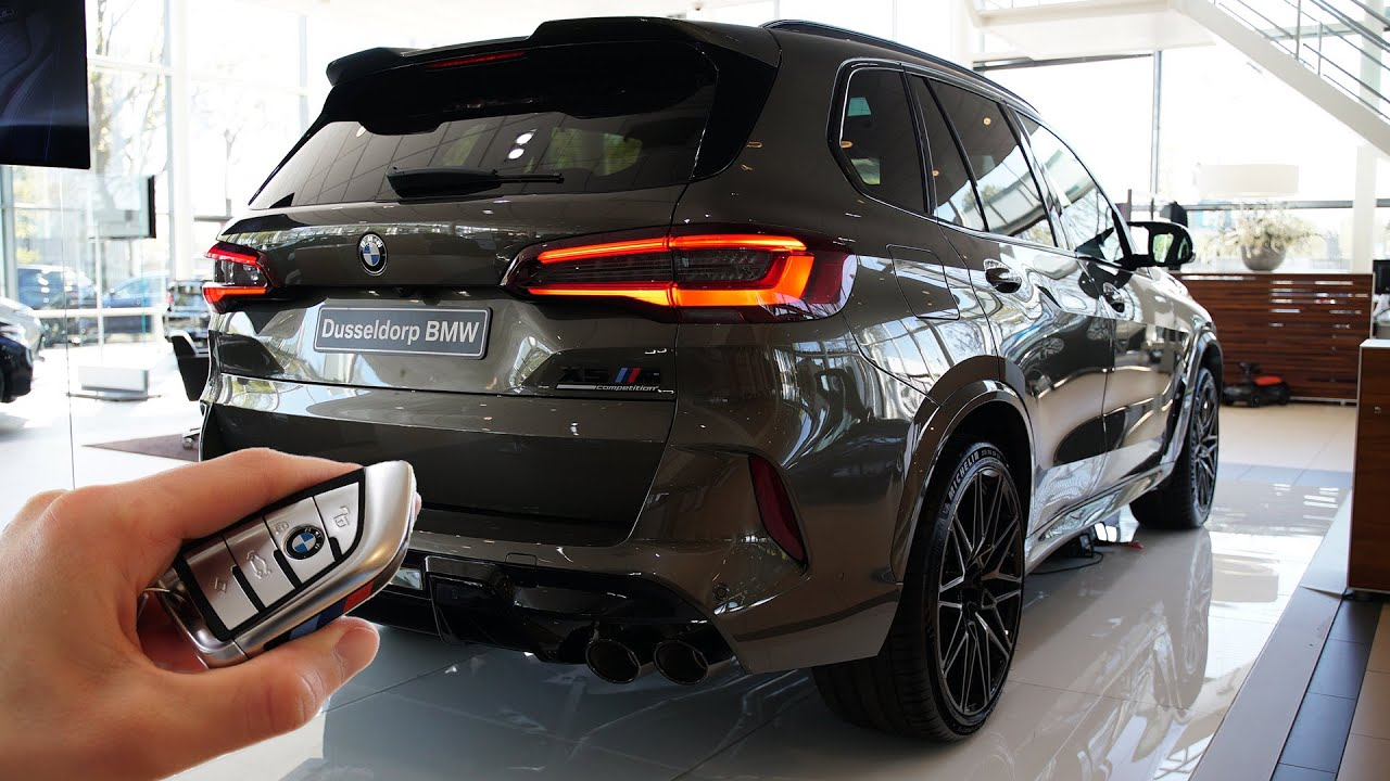 2020 Bmw X5m Competition 625hp Sound Visual Review Youtube