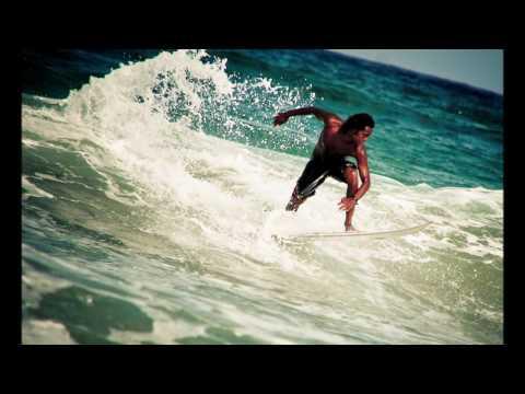 Surfing in Trinidad