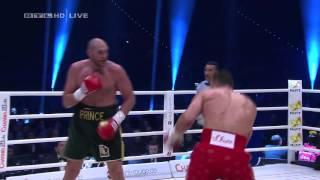 WLADIMIR KLITSCHKO VS TYSON FURY BOX HD