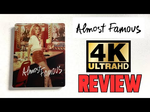 Almost Famous 4K Review