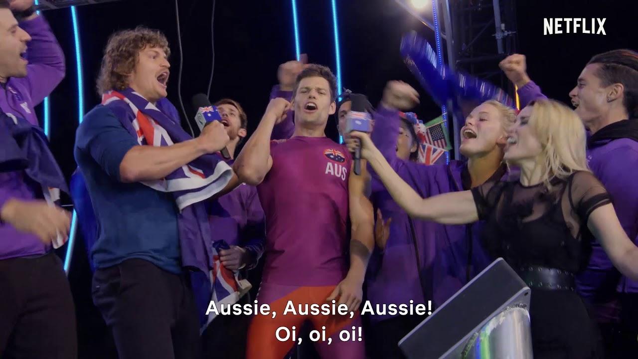 Aussie beastmaster