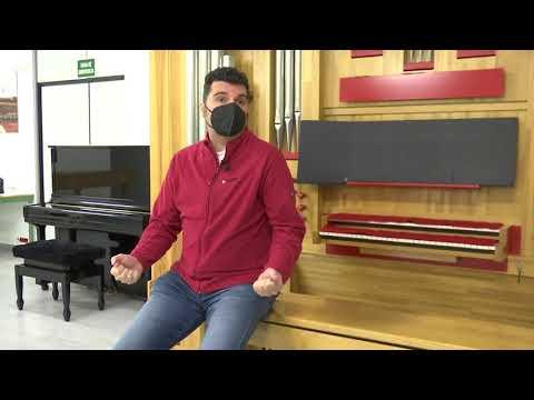 Así se adapta el Conservatorio de Ourense a las nuevas restricciones