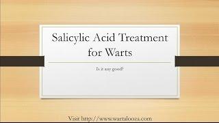 Salicylic Acid for Warts