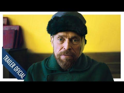 Van Gogh, a las puertas de la eternidad - Tráiler oficial en español - Disponible en DVD