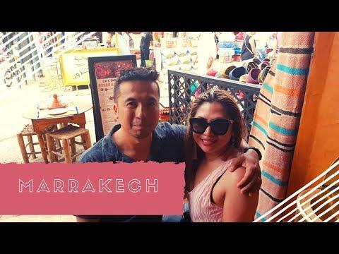 Marrakech, Morocco Travel Vlog 2018 / Stopover in Madrid