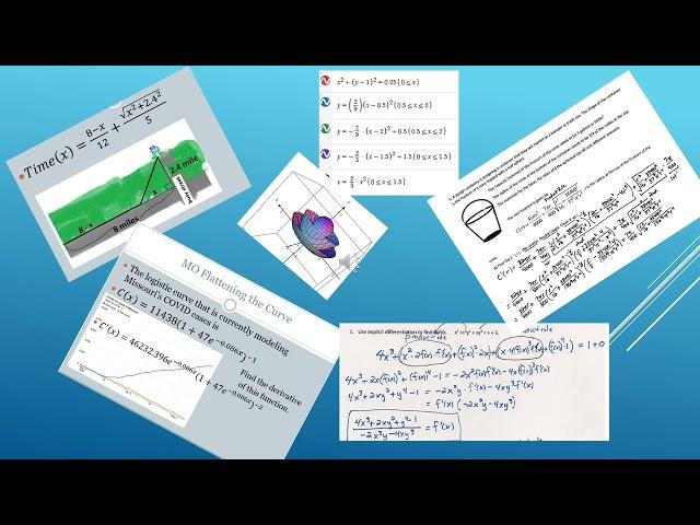 Creating Math Videos