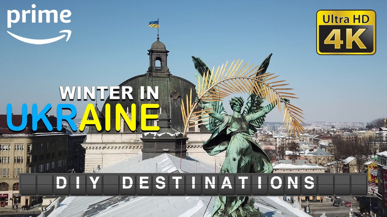 DIY Locations (4K) – Ukraine Funds Journey Present | Full Episode