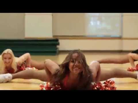 University of Miami Hurricanettes Dancers Audition Video