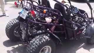 Buggy piaggio 250cc