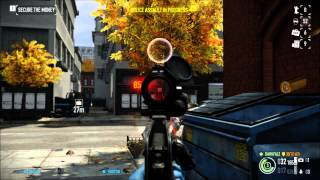 Payday 2: Bank Heist Cash (Deathwish Loud, Solo)