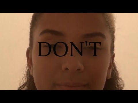 """Don't"" 