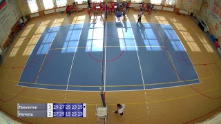 16 июля. Новосибирск. Волейбол. Турнир ЛИГА ПРО