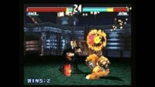 Tekken 3 PlayStation Gameplay_1998_04_29_2