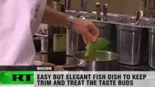 Easy but elegant fish dish