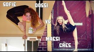 Sofie Dossi VS Maesi Caes