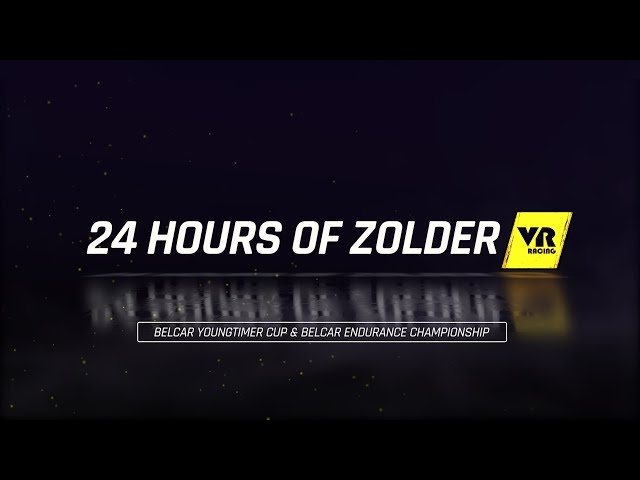 VR Racing preview 24 Hours of Zolder
