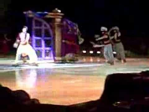 Aladdin is a 'Street Rat'