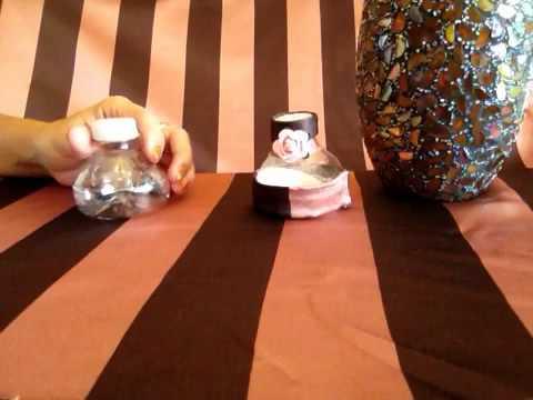 Saleros desechables reciclando youtube - Saleros originales ...
