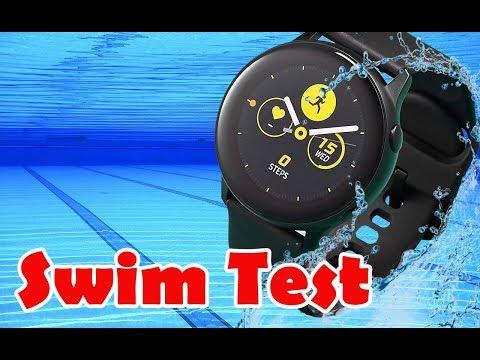 Best Swimming Watch - Galaxy Watch Active, Best Waterproof Smartwatch?