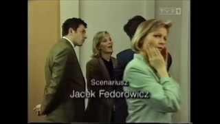 Dziennik Jacka Fedorowicza - napisy końcowe (lata 90)