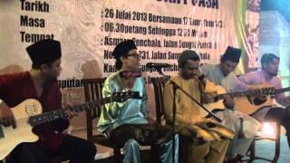 Satu Hari Di Hari Raya - Faizal Tahir (Akustik - IFTAR 2013)