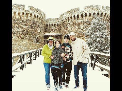Belgrade Serbia . World Travel Family