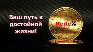 RedeX: Ваш путь к достойной жизни!