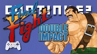Final Fight: Double Impact (PS3) - Continue?