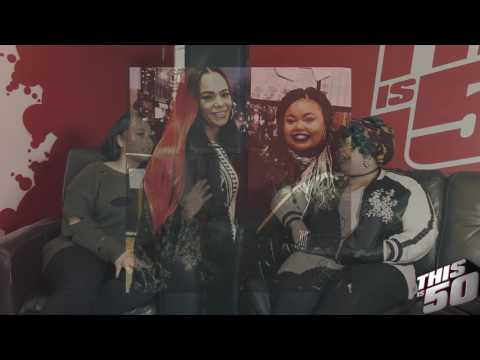 Faith Evans Daughter, Taj Speaks on Biggie; Memories With Missy Elliott & Aaliyah; Making Music