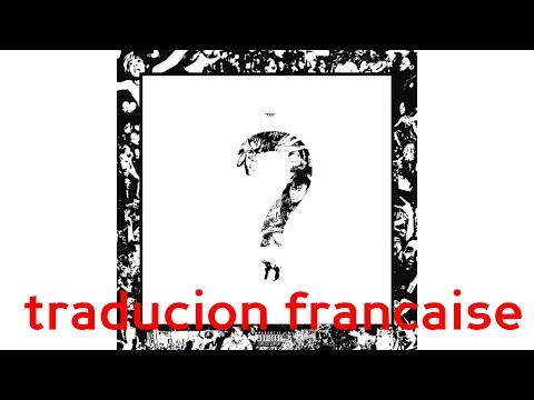 XXXTENTACION - SAD! / traduction française