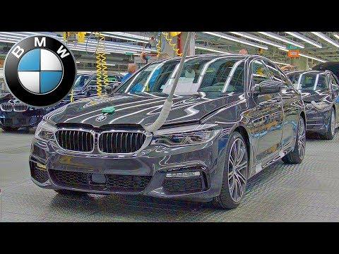 BMW 5 Series – PRODUCTION LINE – German Car Factory