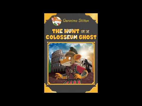 The Hunt For The Colosseum Ghost [Full Audiobook]