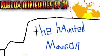 ROBLOX MINIGAMES w/ U #3 | DRAWING COMPETITION!!